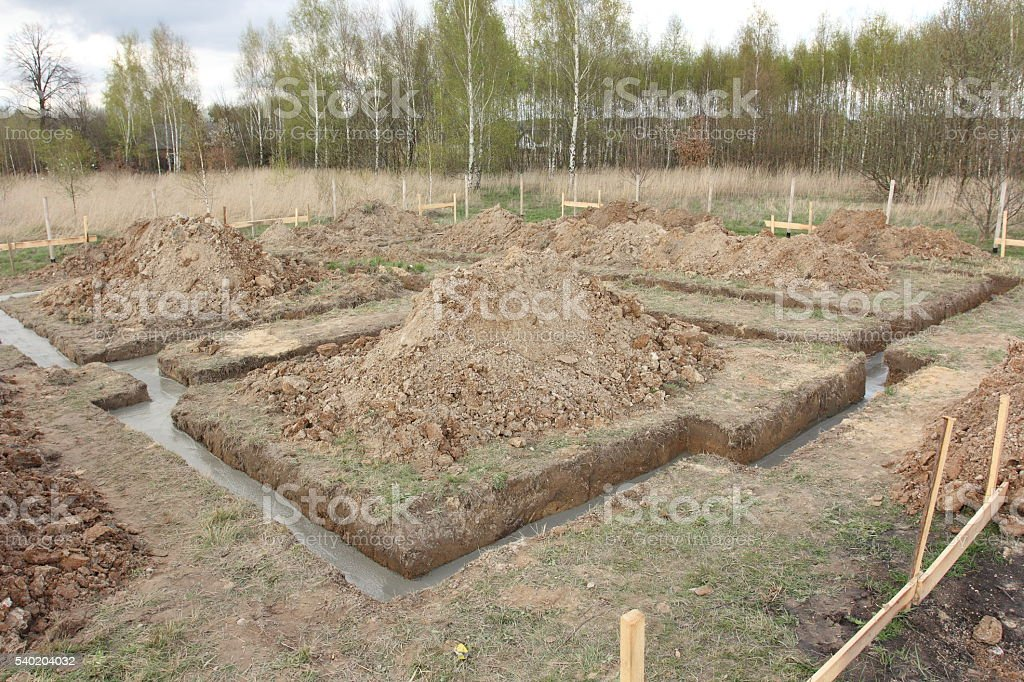 foundation stock photo