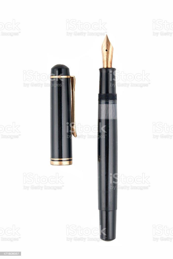 Fountain Pen royalty-free stock photo