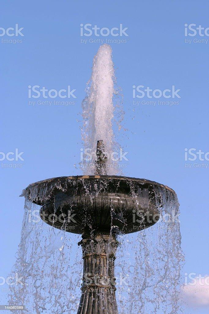 Fountain #1 royalty-free stock photo