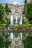 Fountains Of Villa d'Este, Italy