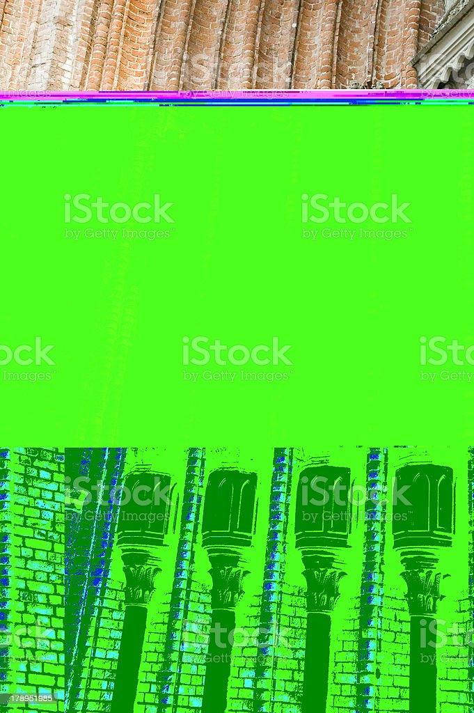 Four apostles royalty-free stock photo