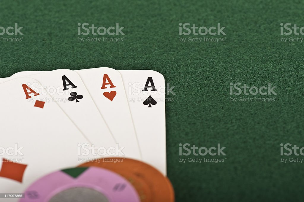Four Asses royalty-free stock photo