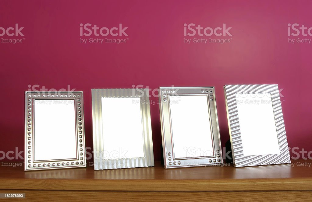 Four Frames royalty-free stock photo