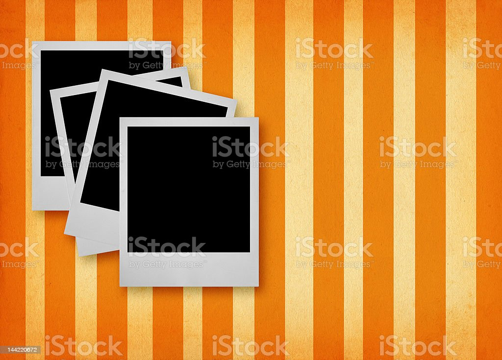 four photo frames royalty-free stock photo
