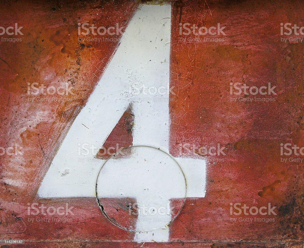 four stock photo