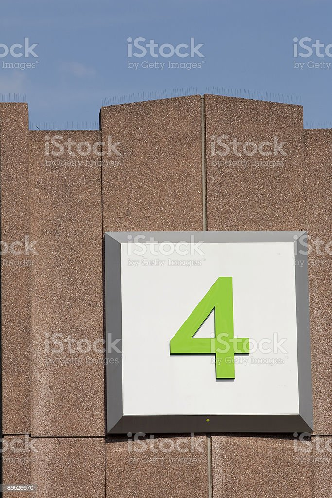 four royalty-free stock photo