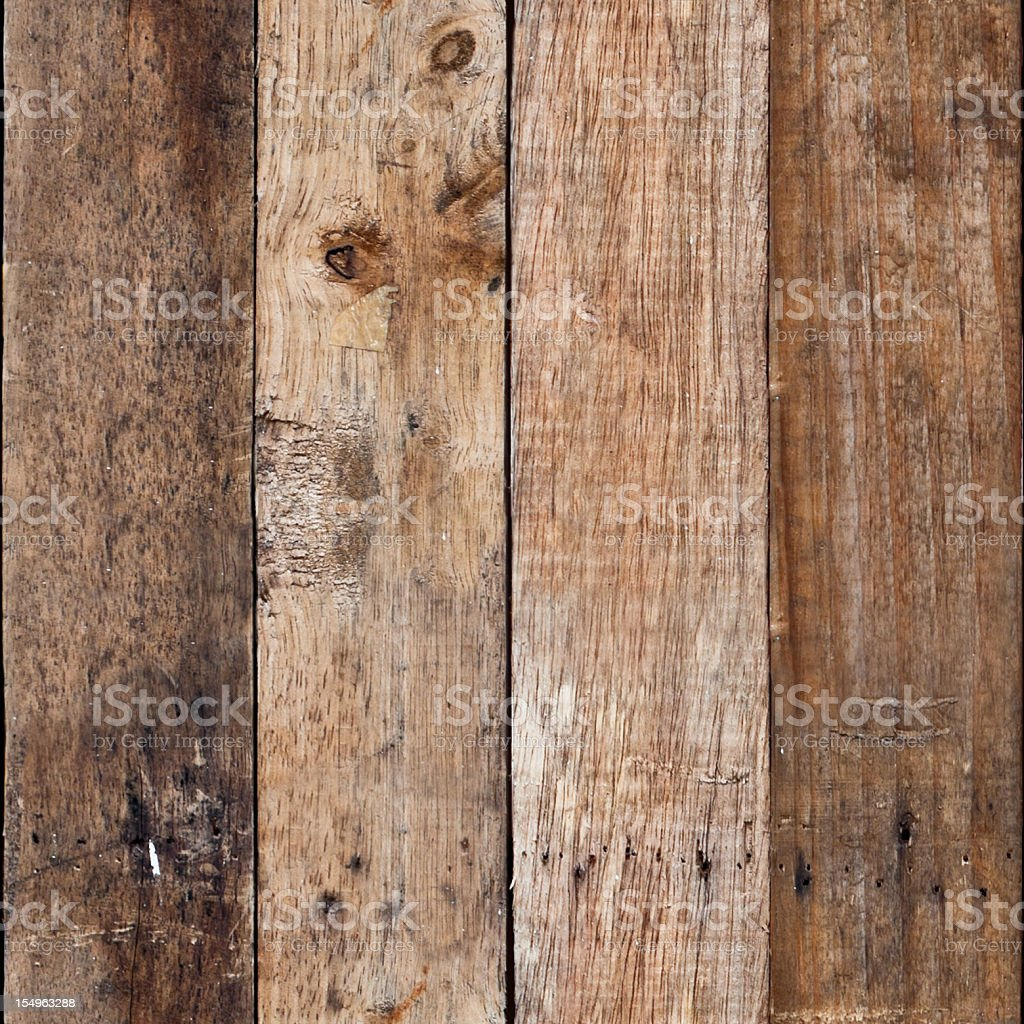 Four Planks Of Wood (Tillable) royalty-free stock photo