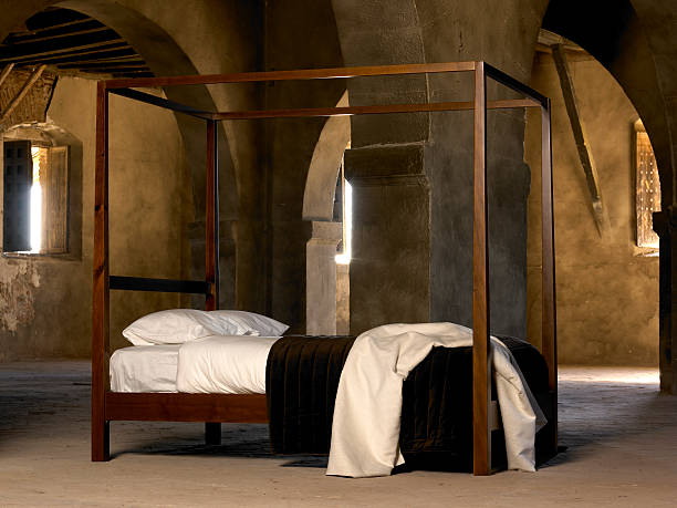 four poster bed pictures