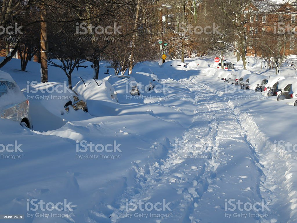Four Wheel Drive Only stock photo