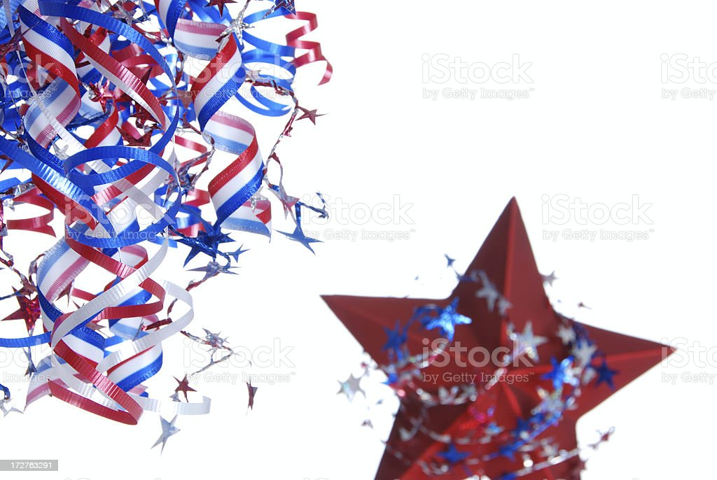 Fourth Of July Celebration stock photo