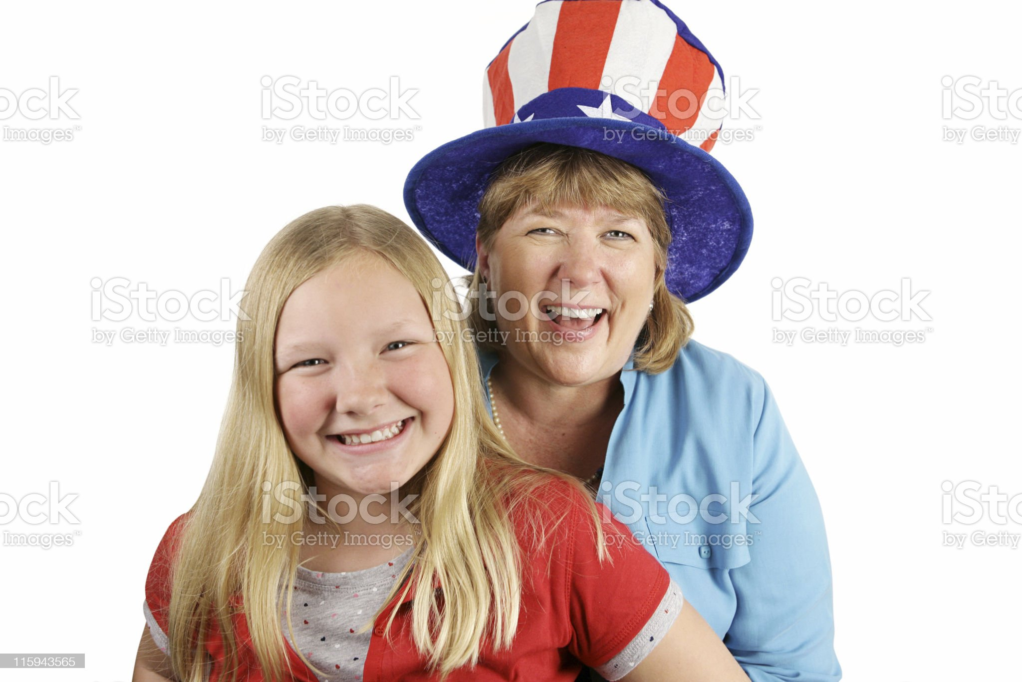 Fourth Of July Fun royalty-free stock photo