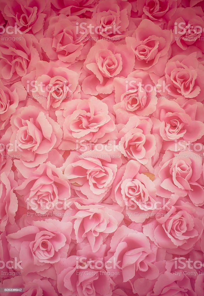 frabric rose stock photo