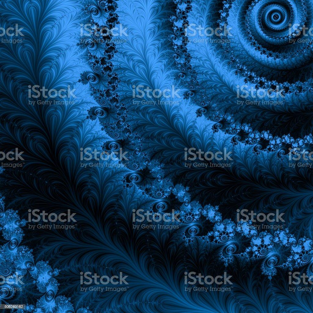 Fractal Background stock photo