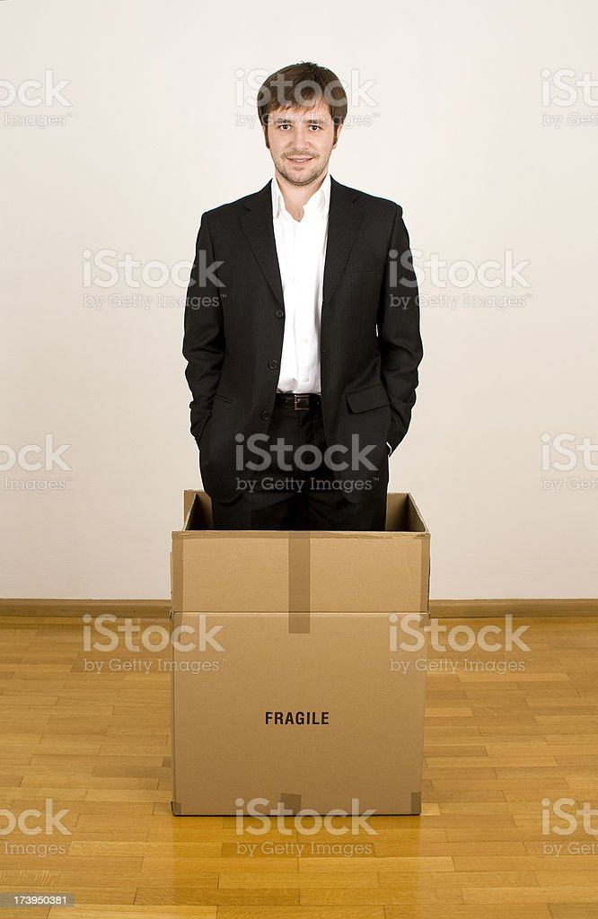 Fragile royalty-free stock photo