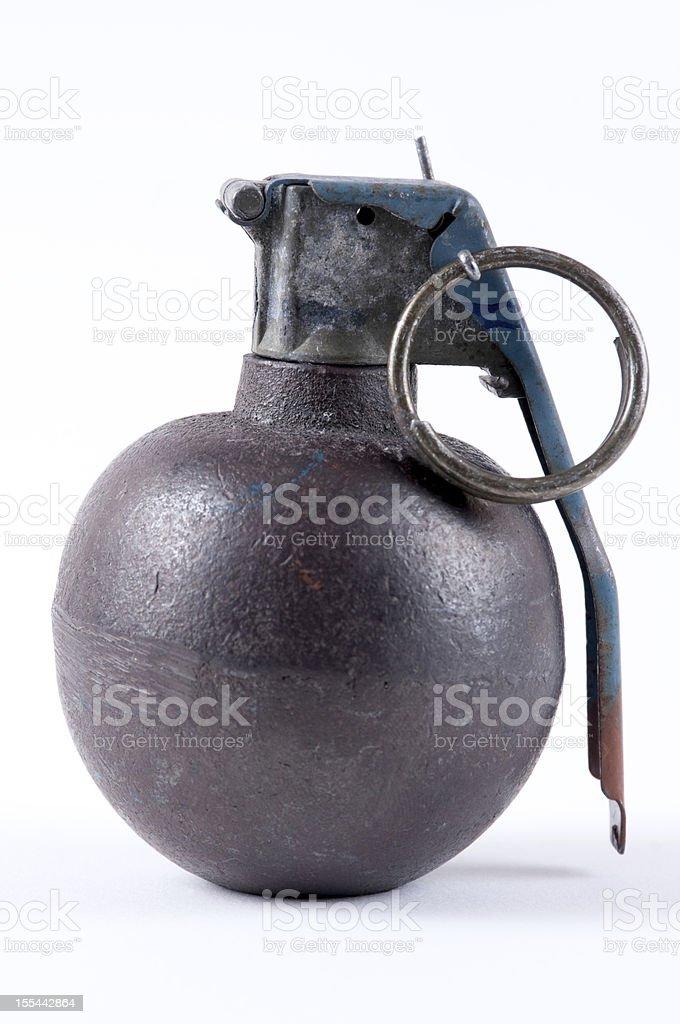 Fragment Grenade stock photo