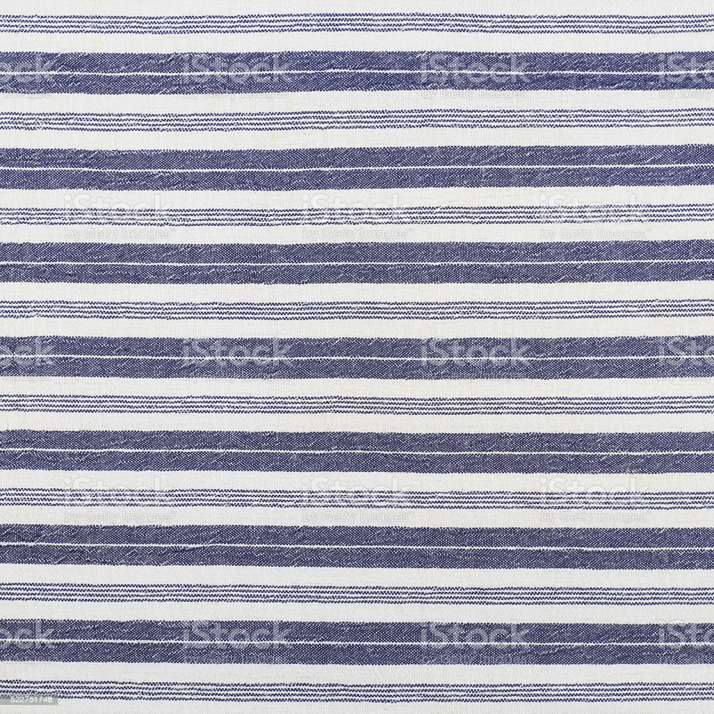 Fragment of a striped cloth stock photo