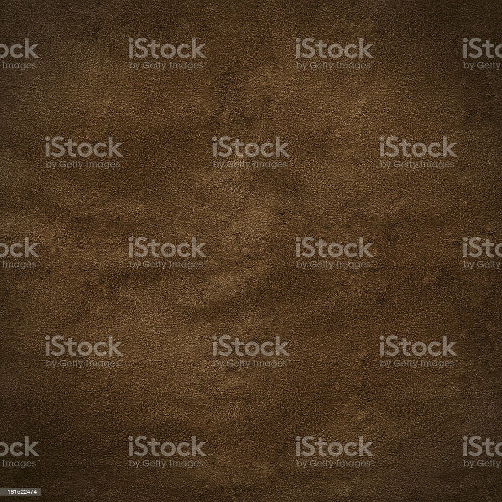 Fragment of leather brown royalty-free stock photo