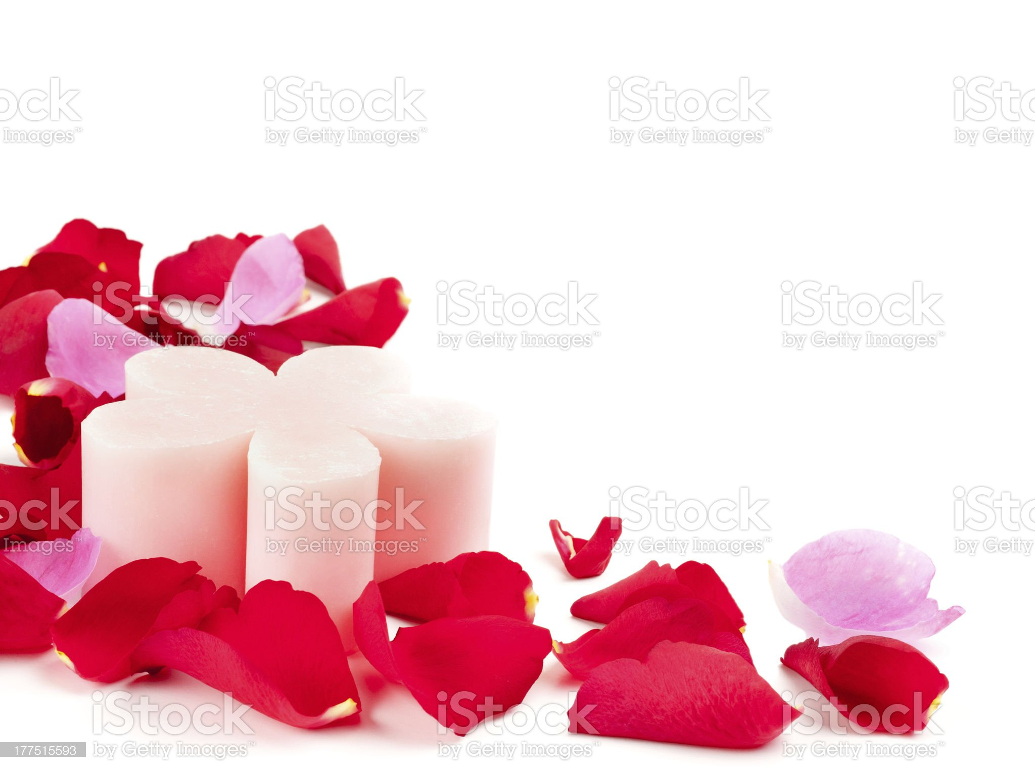 Fragrant soap royalty-free stock photo