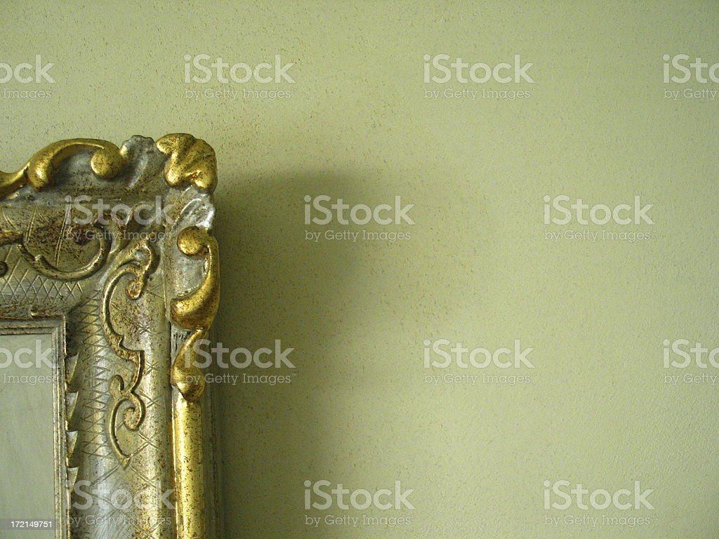 frame corner royalty-free stock photo