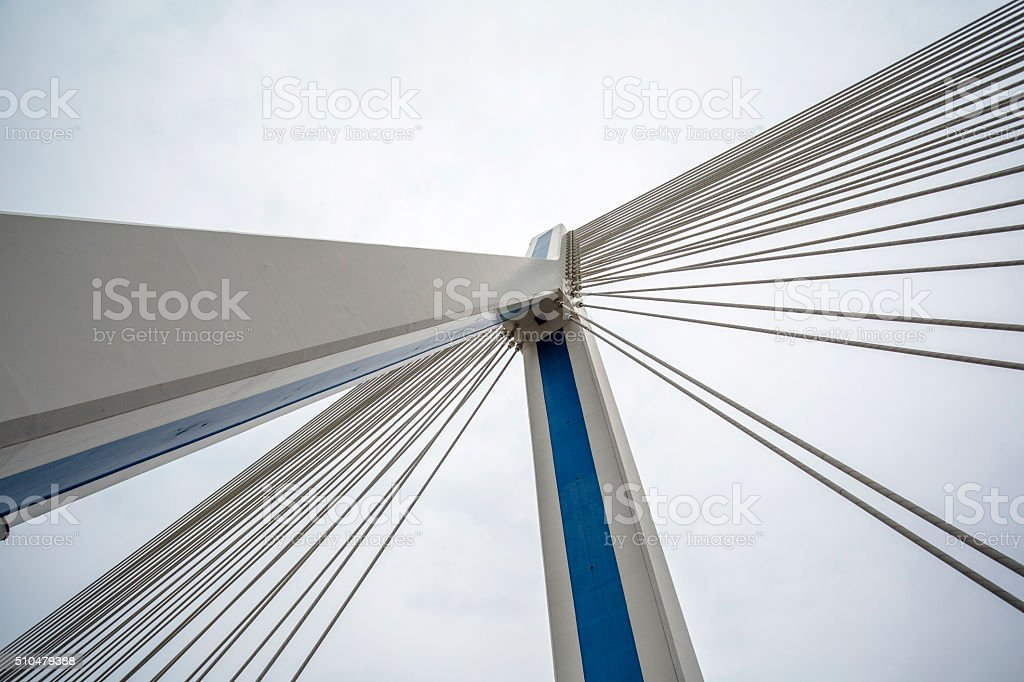 frame of drawbridge stock photo