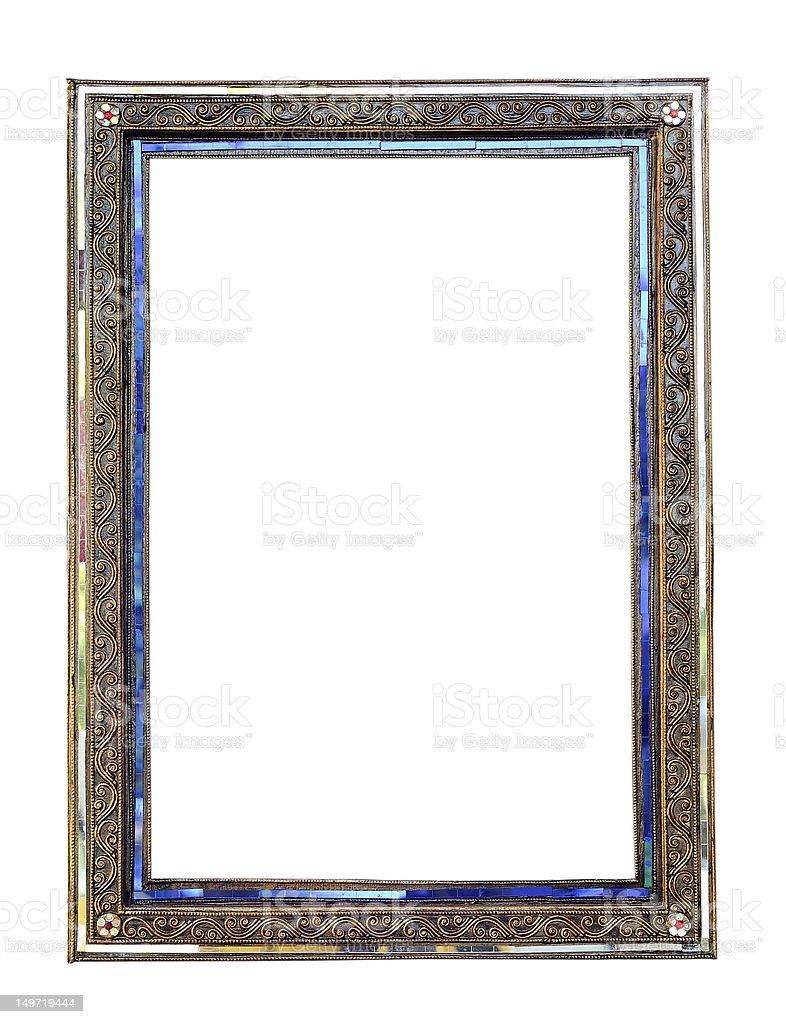 Frame of Thailand. royalty-free stock photo