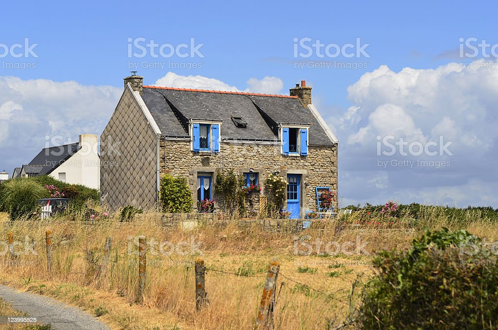 France, Brittany, Carnac stock photo
