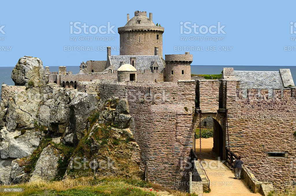 France, Brittany stock photo