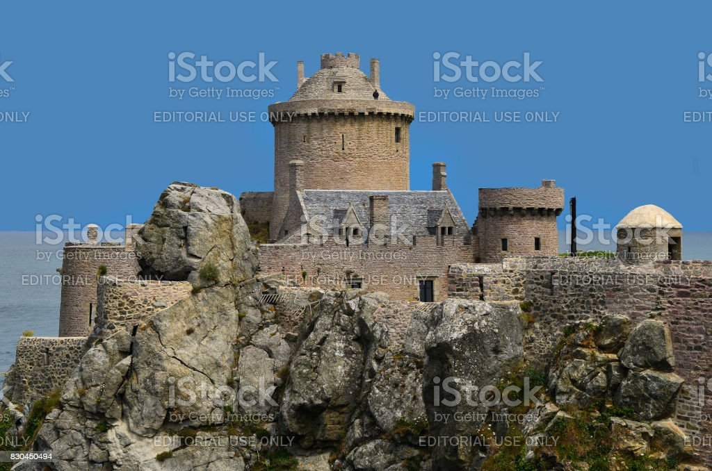France, Brittany, stock photo