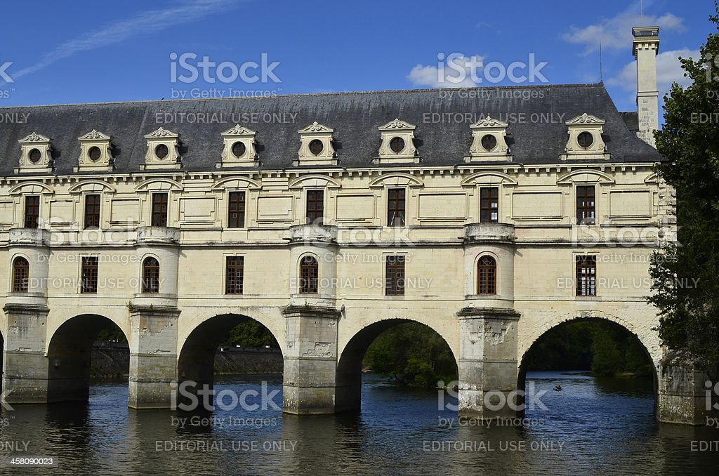 France, Loire Valley royalty-free stock photo