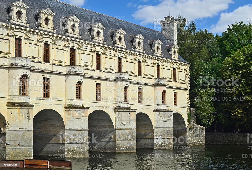 France, Loire Valley stock photo