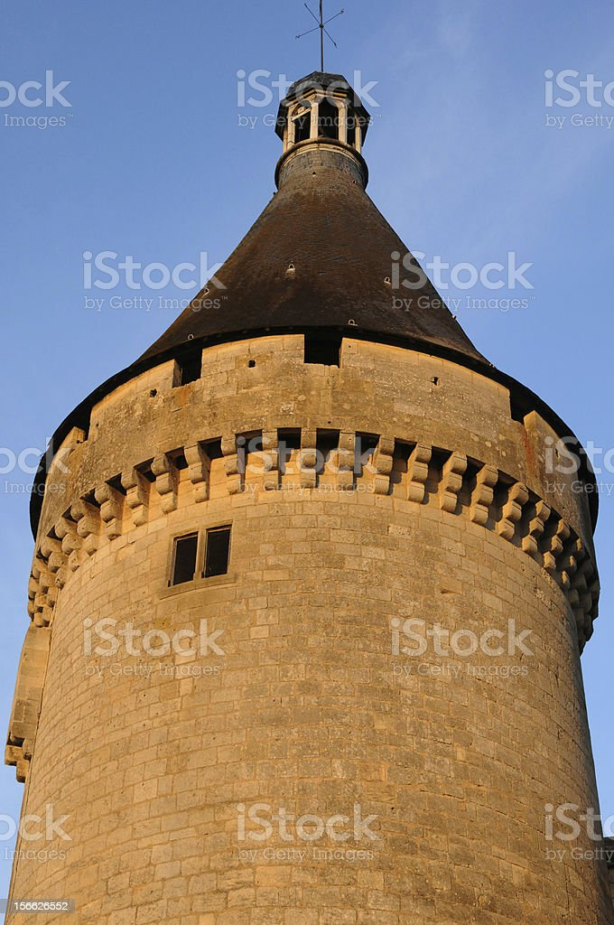 France, the Tour du Grand Port in Libourne stock photo