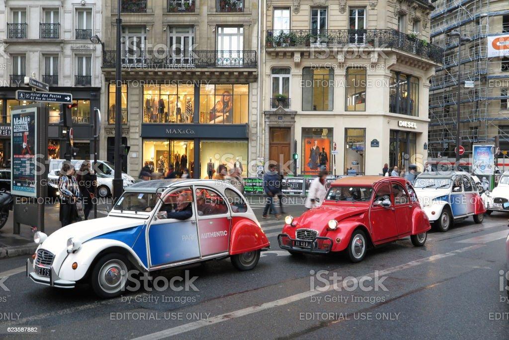France Travel, Sept. - Oct., 2016 stock photo