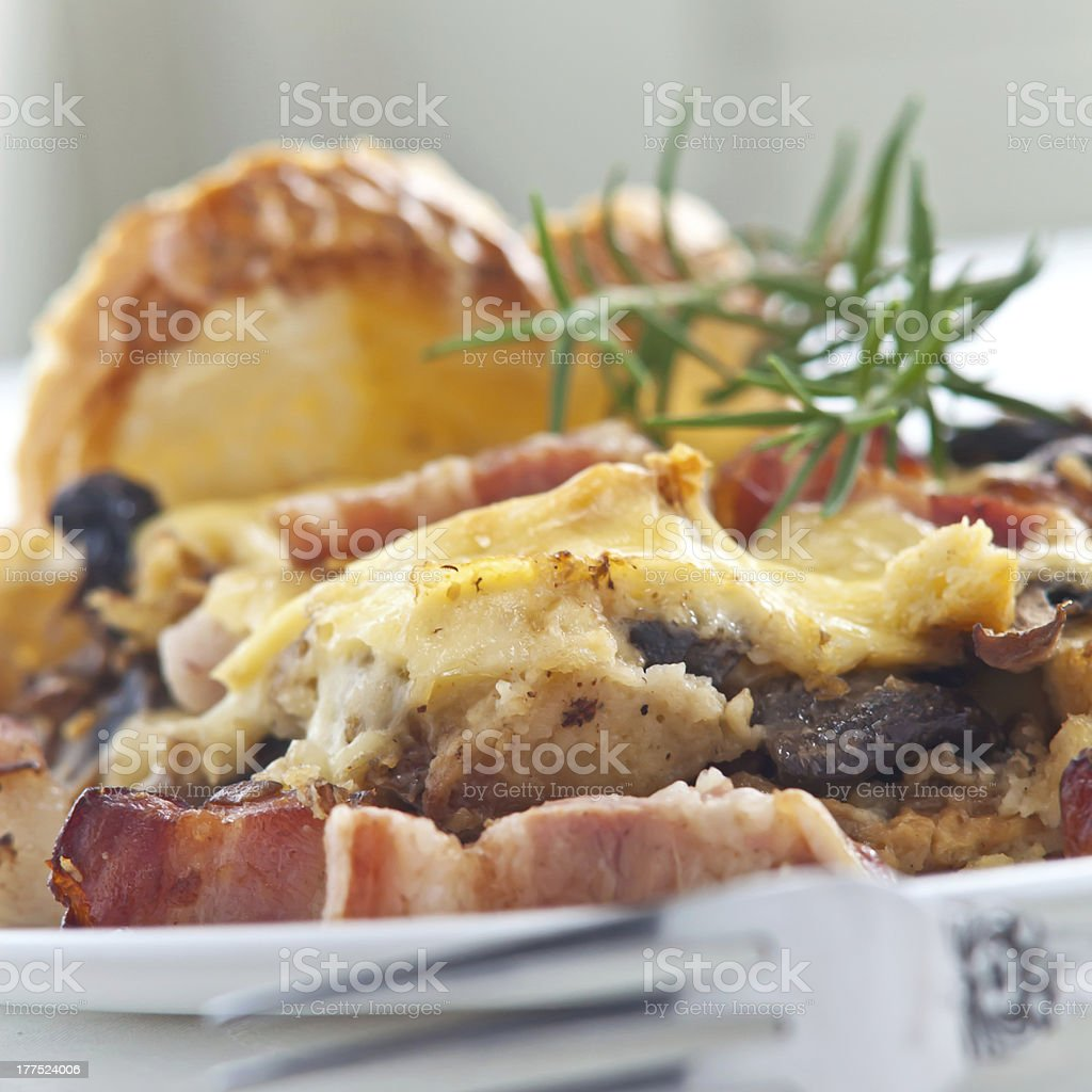 franch toast royalty-free stock photo