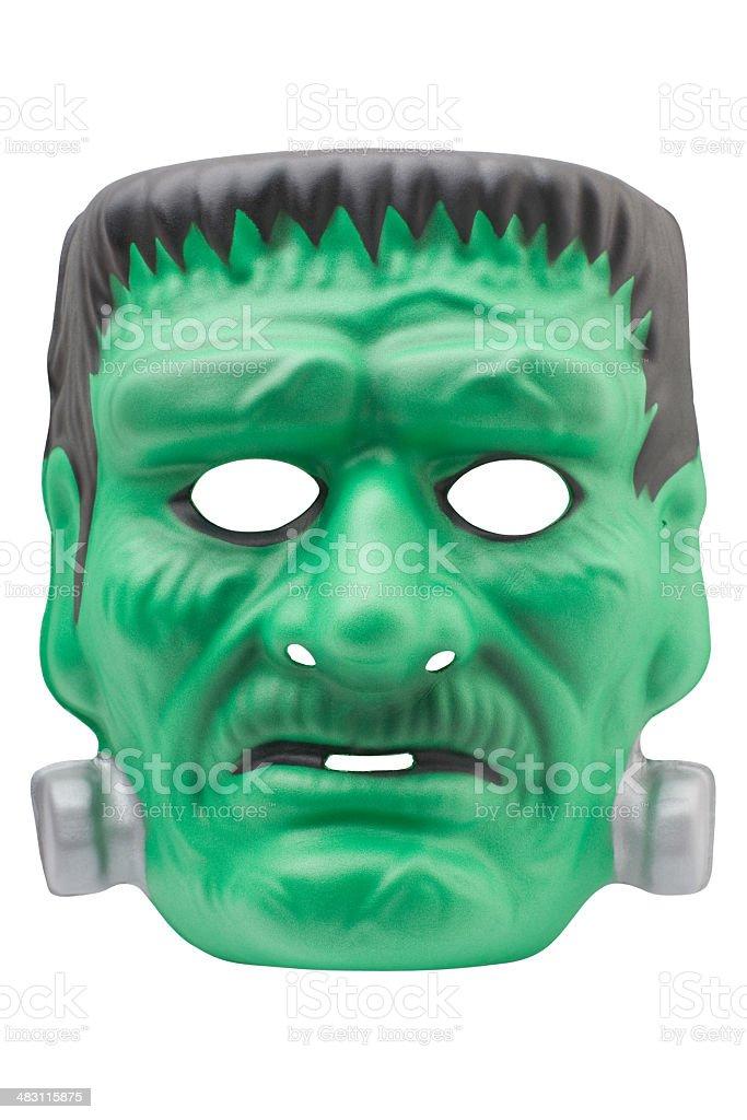 frankenstein mask (XL) royalty-free stock photo
