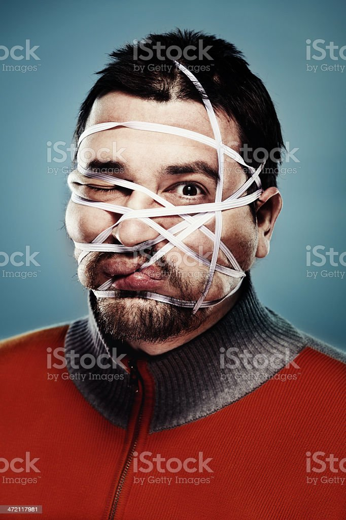 Frankenstein stock photo