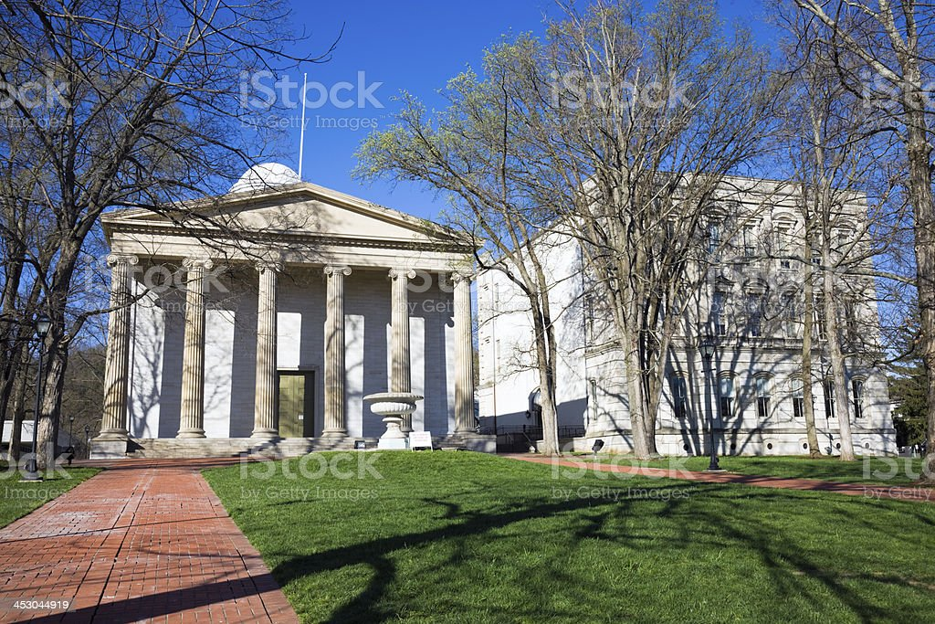 Frankfort, Kentucky - Old State Capitol stock photo