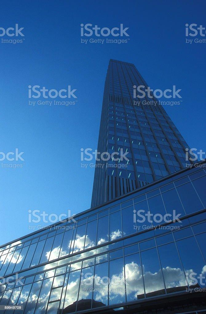 Frankfurt 2 stock photo