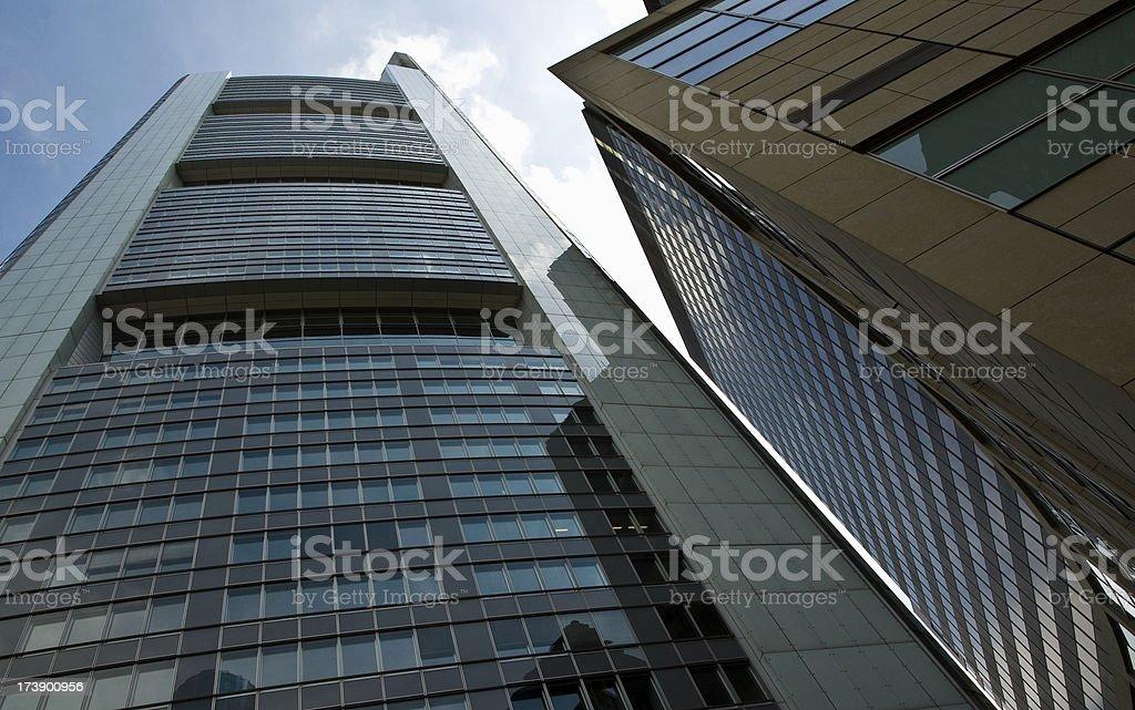 Frankfurt stock photo