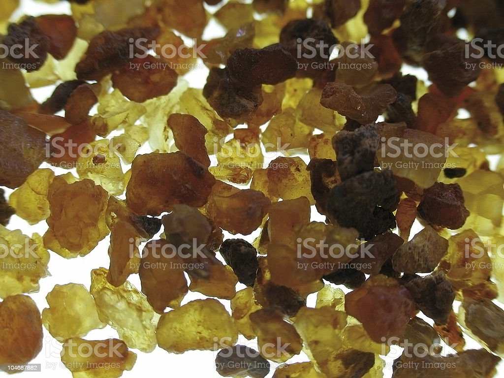 Frankincense royalty-free stock photo