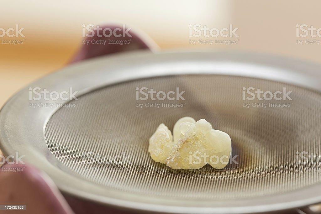 Frankincense royalty-free stock photo