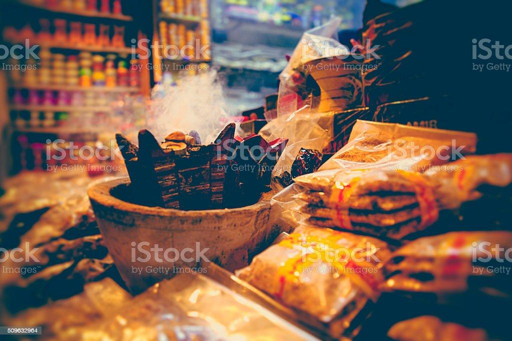 frankincense stock photo