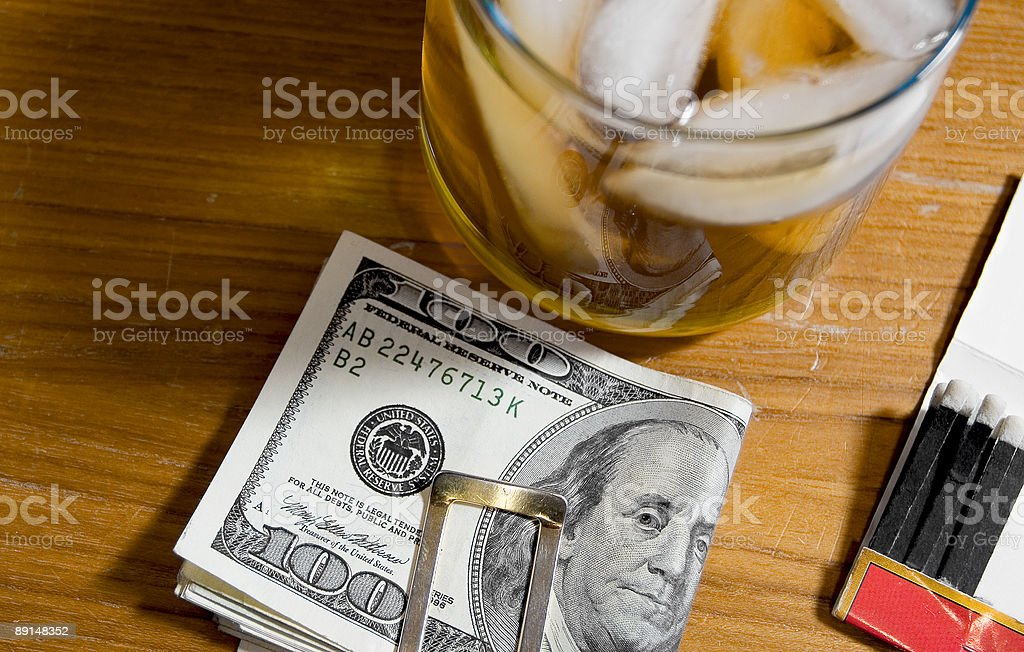 Franklin and co. stock photo