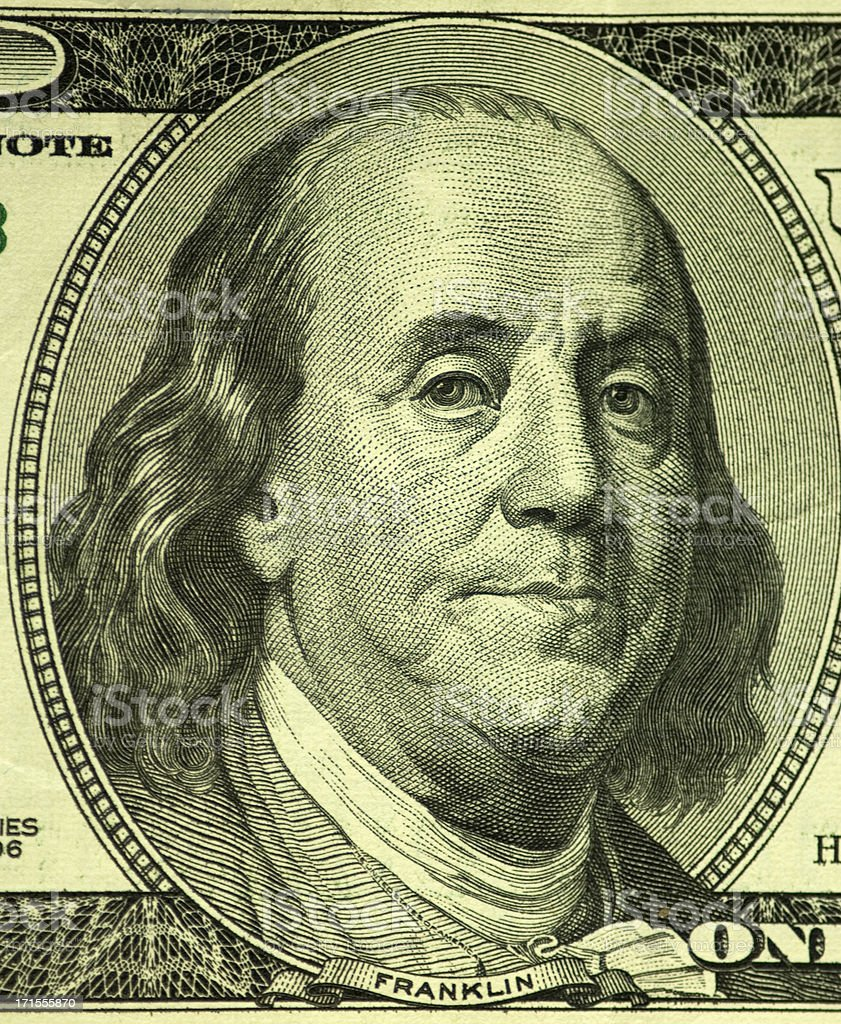 Franklin stock photo
