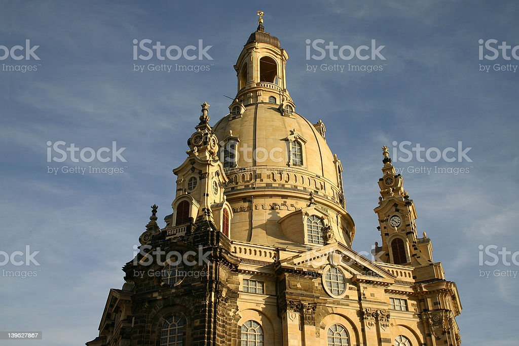 Frauen Church royalty-free stock photo