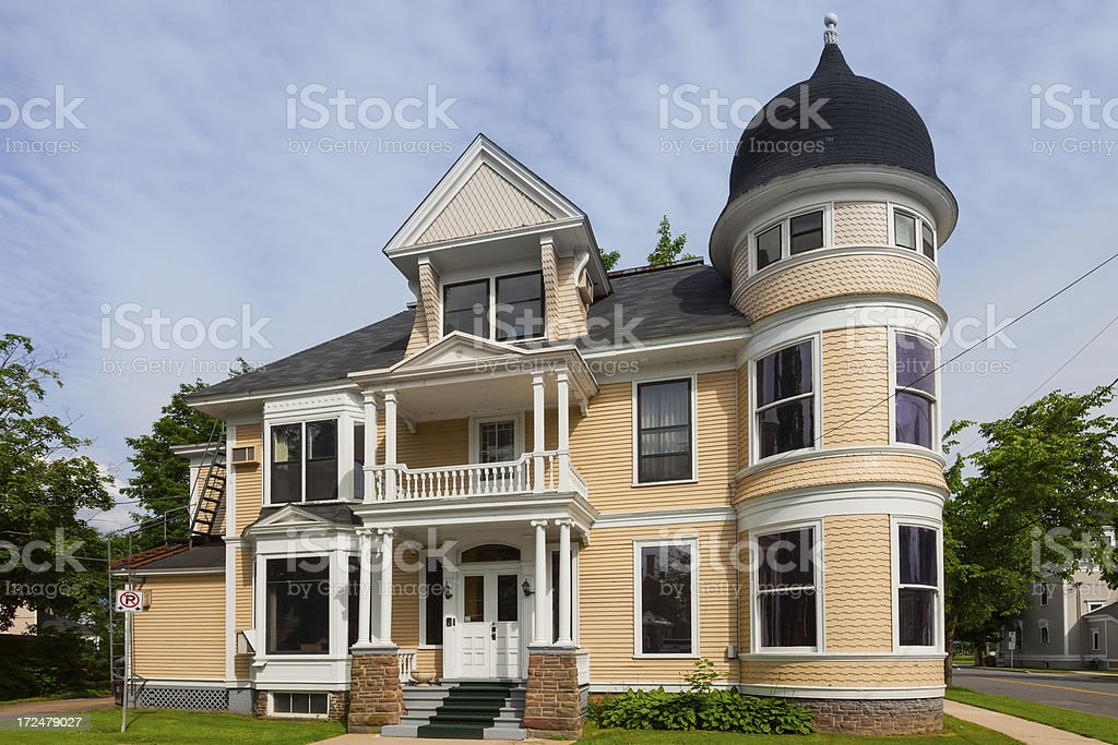 Fredericton, New Brunswick, Canada royalty-free stock photo