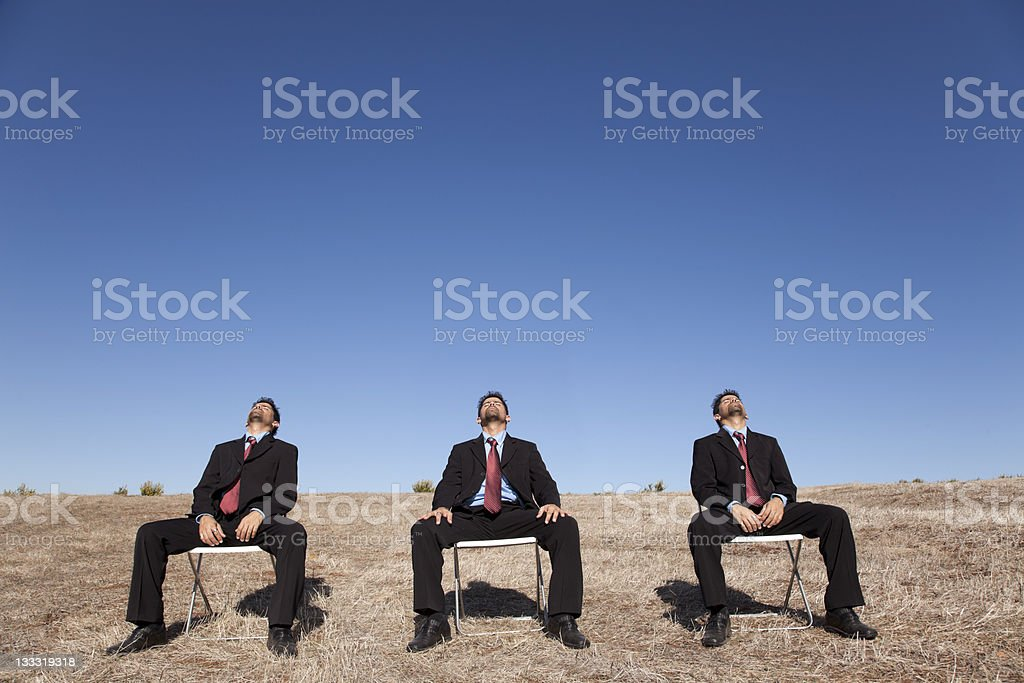 Free business team royalty-free stock photo