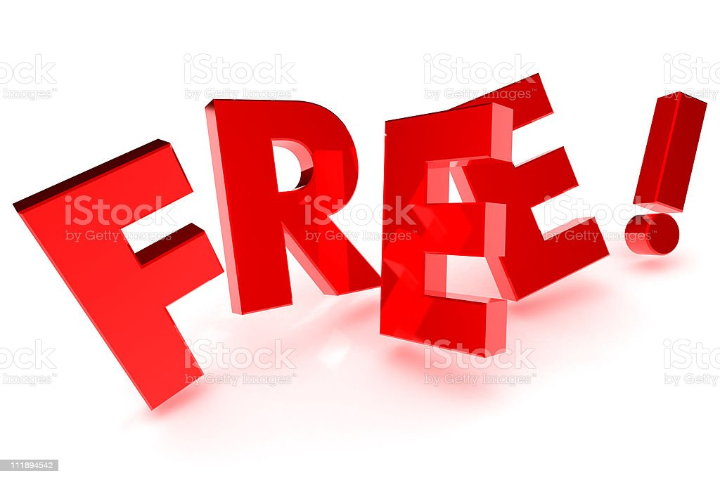 Free Concept royalty-free stock photo