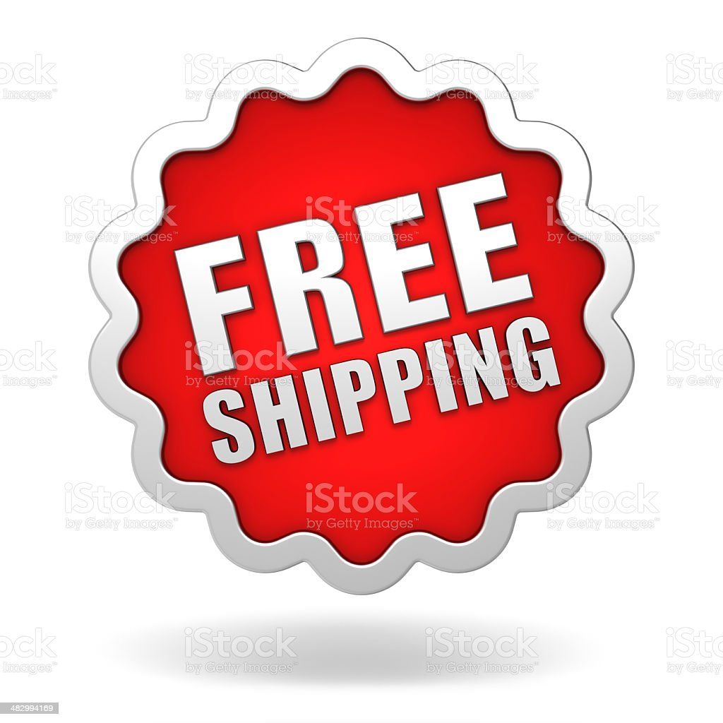 free shipping stock photo