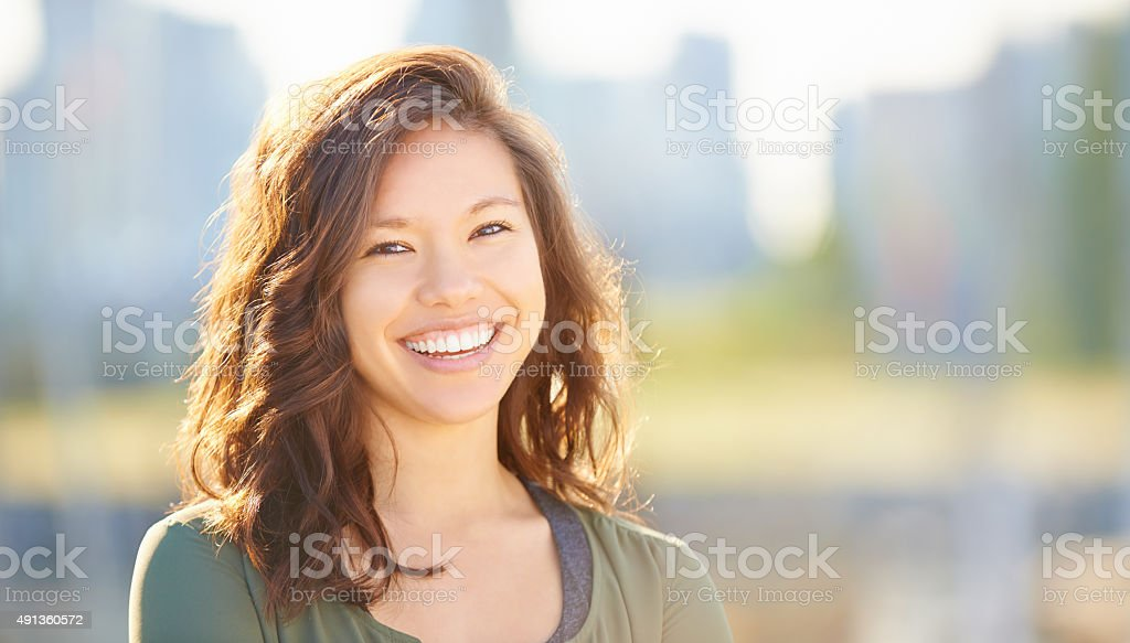 Free to be me stock photo