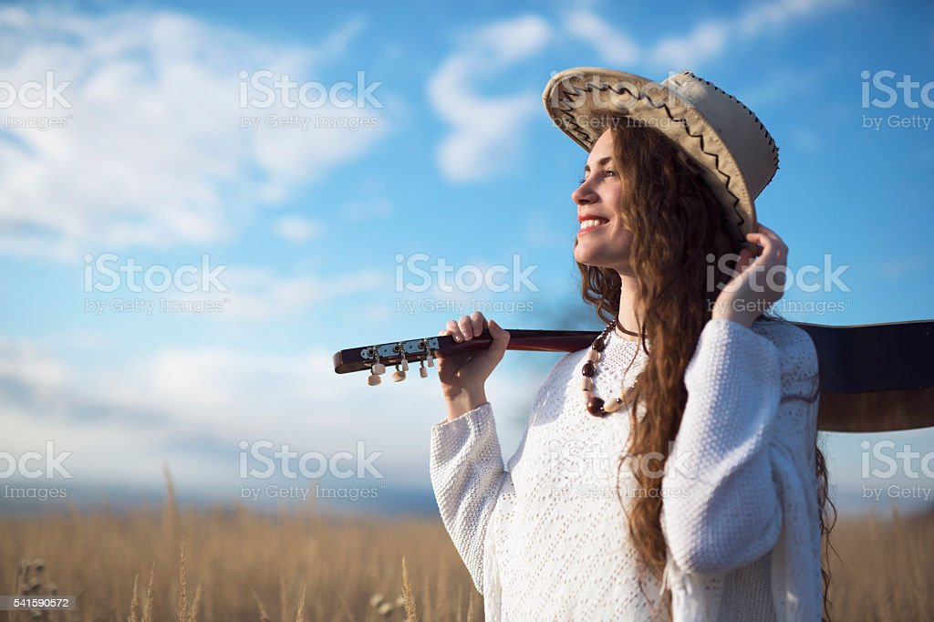 Free to create the music stock photo